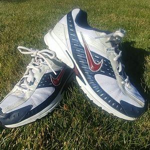 Nike Size 9.5 Running White 313799-161🔥